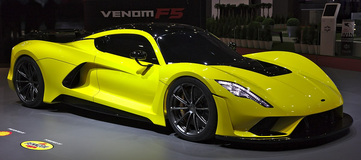 10 อันดับ Supercars ที่เร็วที่สุดในโลก 2018 - จัดอันดับ